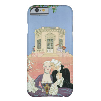 The Indolents, illustration for 'Fetes Galantes' Barely There iPhone 6 Case