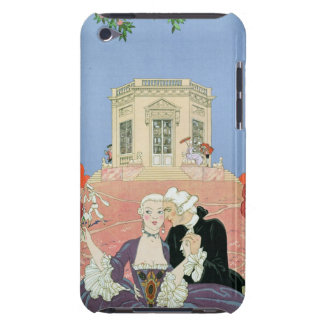 The Indolents,  illustration for 'Fetes Galantes' iPod Case-Mate Case