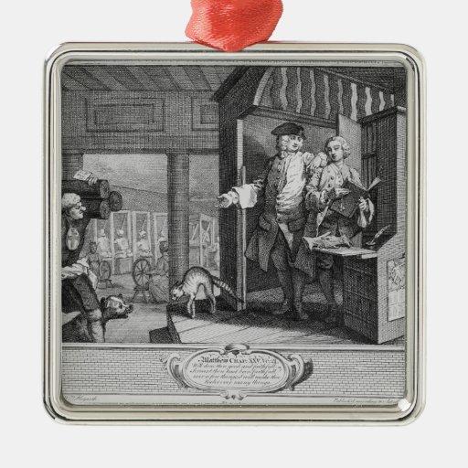 The Industrious 'Prentice a Favourite Ornament