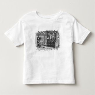 The Industrious 'Prentice a Favourite Toddler T-shirt