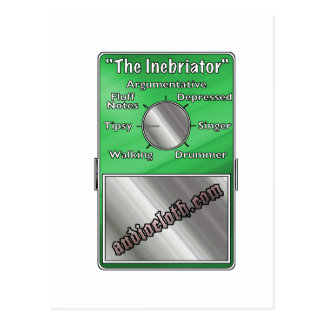 The Inebriator Post Card