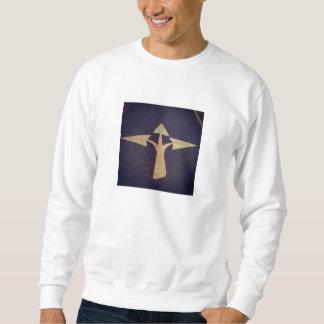 The inersection sweatshirt