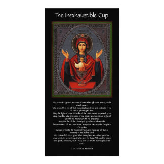 The Inexhaustible Cup Photo Card