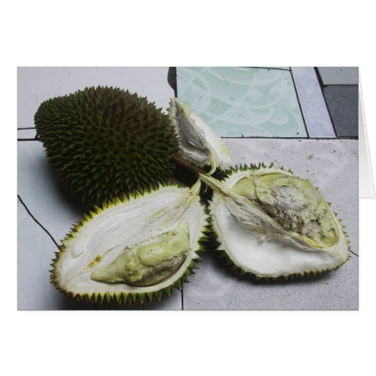 The Infamous Durian Fruit Card