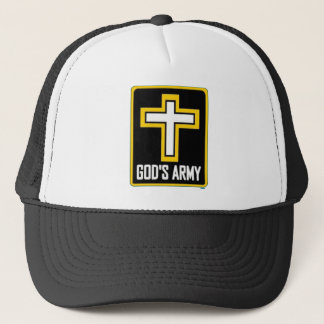 """The infamous """"God's Army"""" hat. Trucker Hat"""