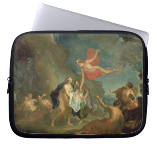 The Infant Bacchus Delivered by Mercury to the Nym Laptop Sleeve