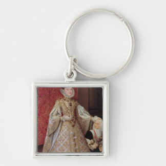 The Infanta Isabel Clara Eugenia  with the Keychain