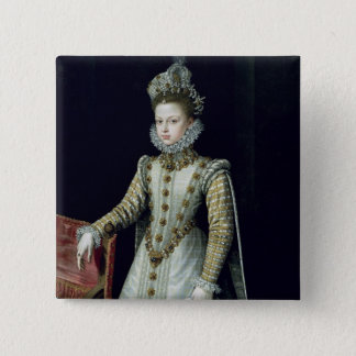 The Infanta Isabel Clara Eugenie  1579 Button