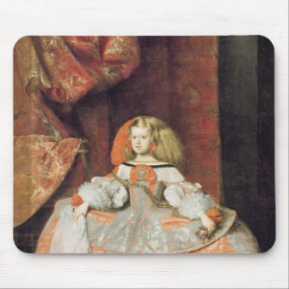 The Infanta Maria Marguerita  in Pink Mouse Pad