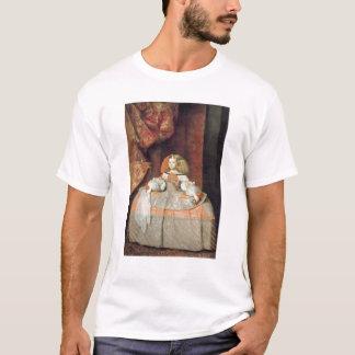 The Infanta Maria Marguerita  in Pink T-Shirt