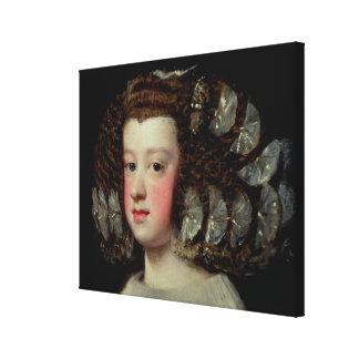 The Infanta Maria Theresa Canvas Print