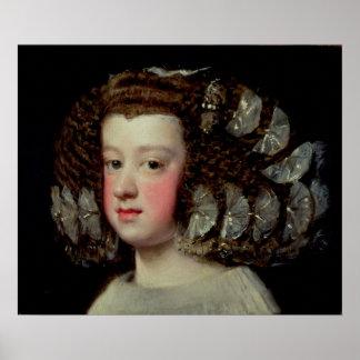 The Infanta Maria Theresa Poster