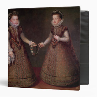 The Infantas Isabella Clara Eugenia Binder