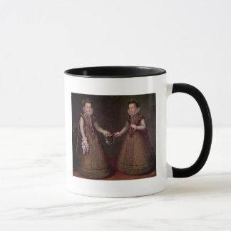 The Infantas Isabella Clara Eugenia Mug