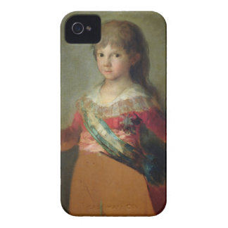 The Infante Don Francisco de Paula Antonio, 1800 ( iPhone 4 Case