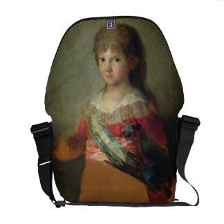 The Infante Don Francisco de Paula Antonio, 1800 ( Messenger Bags