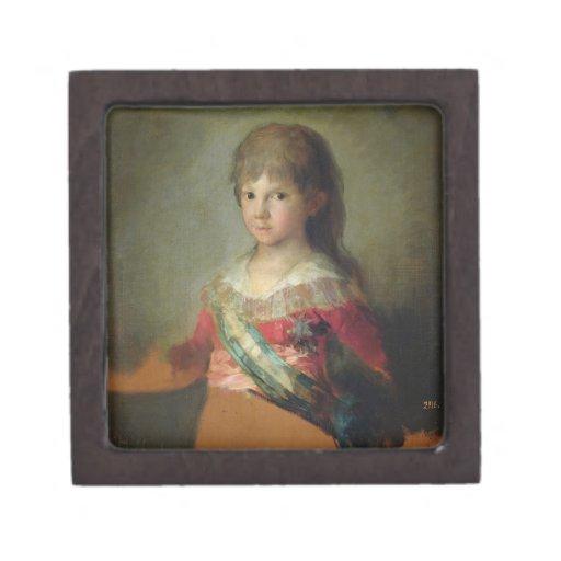 The Infante Don Francisco de Paula Antonio, 1800 ( Premium Gift Boxes