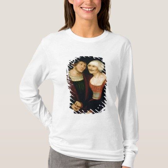The Infatuated Old Woman T-Shirt