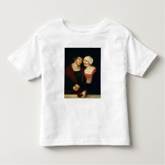 The Infatuated Old Woman Toddler T-shirt