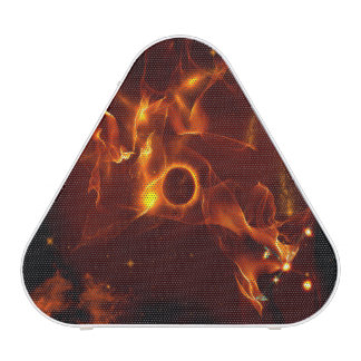 The inferno bluetooth speaker
