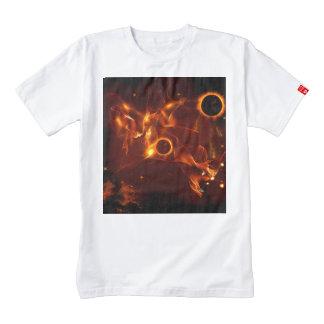 The inferno zazzle HEART T-Shirt