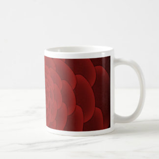 The Infinite Rose Coffee Mug