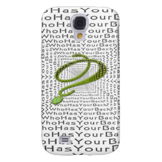 The Infinity ? - Who Has Your back? Samsung Galaxy S4 Covers