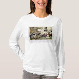 The Inhabitants Depositing the Gates T-Shirt