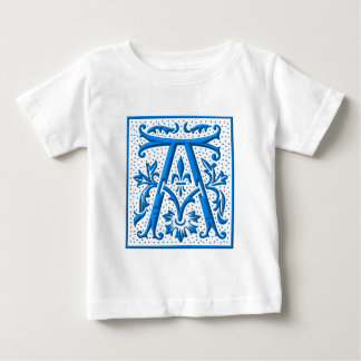 The Initial A Baby T-Shirt