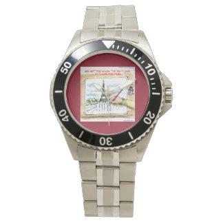 The Ink Still Flows In Paris Stainless Steel Watch