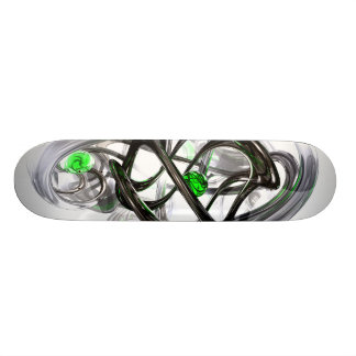 The Inkwell Abstract Skateboard