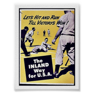 The Inland Way For U.S.A Poster