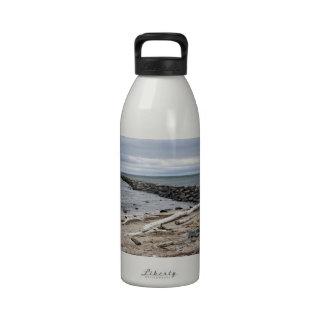 The Inlet at Lake Montauk Point Drinking Bottle