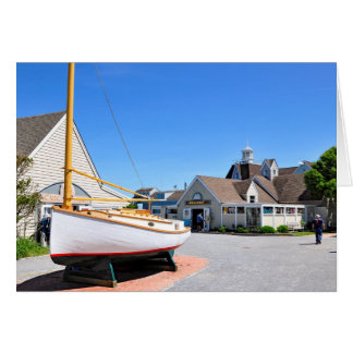 The Inlet  Village at Montauk Point Card