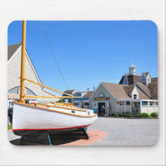 The Inlet  Village at Montauk Point Mouse Pad