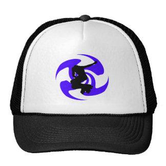 THE INLINE BLUE TRUCKER HAT