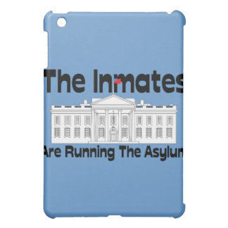 The Inmates Are Running The Asylum iPad Mini Cover