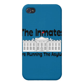 The Inmates Are Running The Asylum iPhone 4 Cover