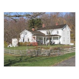 The Inn at Brandywine Falls Postcard