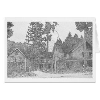 The Inn at Longmire Card