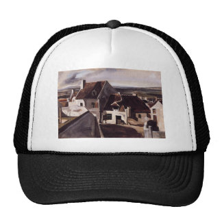 The Inn at Montigny les Cormeilles by Camille Coro Trucker Hat