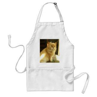 The Inn-Keeper's Cat Adult Apron