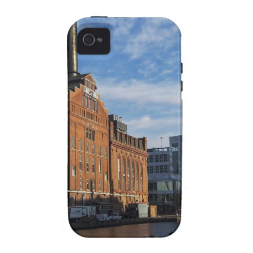 The Inner Harbor fo Baltimore Case-Mate iPhone 4 Cover