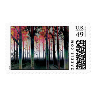 The Inner Light postage stamps