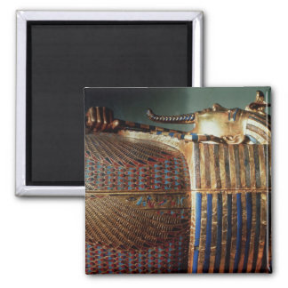 The innermost coffin of Tutankhamun Magnet