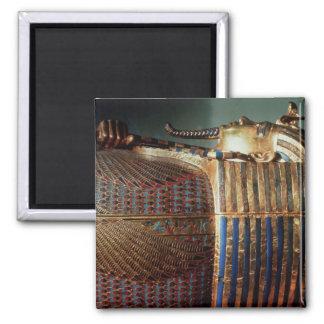 The innermost coffin of Tutankhamun Refrigerator Magnets