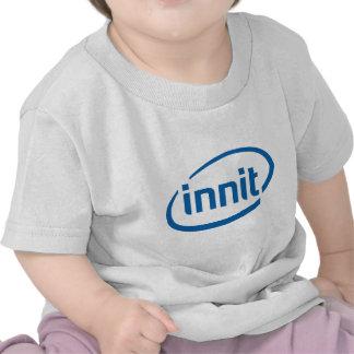 The innit range shirt