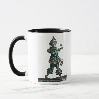 The Innkeeper, allegorical costume design Mug