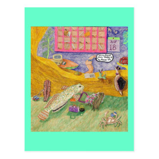 The Innkeeper Postcard