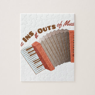 The Ins & Outs Puzzles